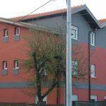 slika zgrade gdje se nalaze apartmani